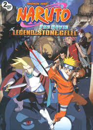 Naruto the Movie, Vol. 2: Legend of the Stone of Gelel [DVD] [2008 ...