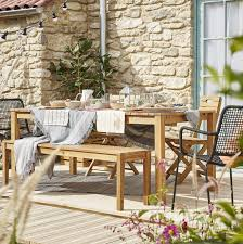 budget b q garden furniture to suit
