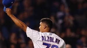 Adbert Alzolay pitches Chicago Cubs over New York Mets in debut - TSN.ca