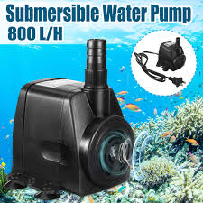 ultra quiet submersible water fountain