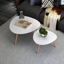 nesting coffee tables that save space