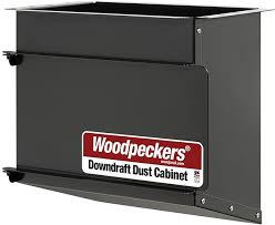 New Woodpeckers Router Table Dust Cabinet