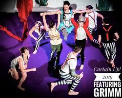 circus arts presents the circus grimm