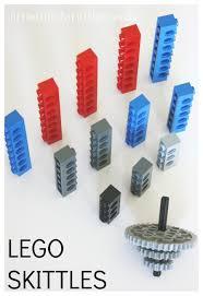lego skittles homemade lego game idea