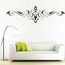 Border Decal For Walls Trendy Wall Designs