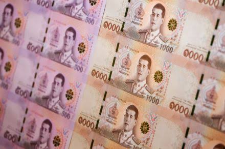 Image result for Thailand Cuts Interest Rate to Record Low to Rein in Surging Baht""