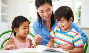 Mách bạn bí quyết tự dạy tiếng Anh giao tiếp cho trẻ em tại nhà