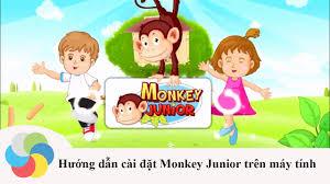 Cách cài Monkey Junior trên máy tính - Download.vn
