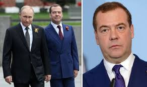 Russia in crisis: Why has PM Dmitry Medvedev quit - What happens next for  Putin? | World | News | Express.co.uk