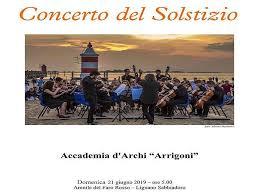 Concerto all'alba per il solstizio d'estate - Lignano Sabbiadoro ...