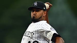 Rockies place SP German Marquez, OF Raimel Tapia on 10-day IL ...