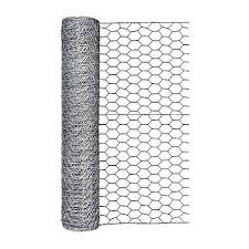Garden Zone Galvanized Hex Poultry Netting Chicken Wire 24 In X 50 Ft 162450db At Tractor Supply Co