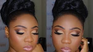 on makeup tutorial you