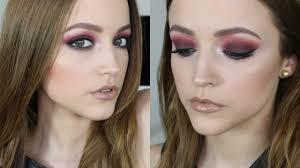 red teal makeup tutorial you