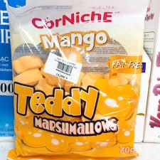 Kẹo Xốp Marshmallow Mango 70g - Siêu Thị Ngành Bánh - dungculambanh.com.vn