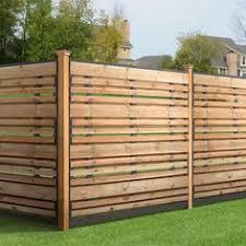 10 Double Sided Fences Ideas Fence Design Horizontal Fence Backyard Fences