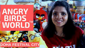 Angry Birds World Doha Festival City