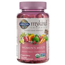 mykind organics women s multi gummies