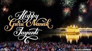 happy guru nanak jayanti gurpurab wishes images status