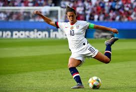 World Cup over but Carli Lloyd and U.S. women continue to break ground -  SFChronicle.com