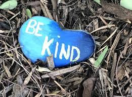 Messages on rocks help one neighborhood cope with coronavirus ...
