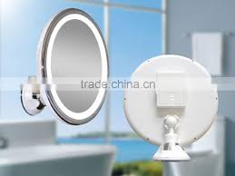 led wall mount bathroom vanity mirror