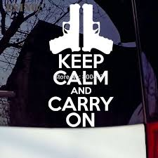 New Keep Calm And Carry On Reflective Creative Auto Decal Cartoon Car Sticker Bumper Body Decal Creative Pattern Vinyl Car Stickers Aliexpress