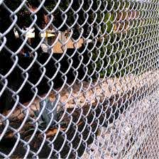 China 9 Gauge Chain Link Wire Mesh Fence Angle Steel Post China Chain Link Fence Fencing