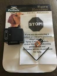 Petsafe Underground Dog Fence Citronella Spray Control Collar Wireless Receiver 729849100237 Ebay