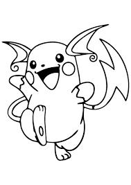 Print Coloring Image Kleurplaten Pokemon Afbeeldingen