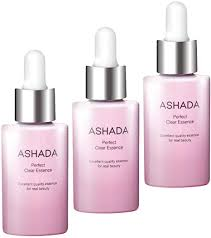 Amazon | ASHADA-アスハダ- パーフェクトクリアエッセンス (3個セット) | ASHADA | 美容液 通販