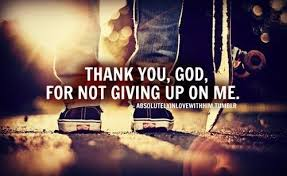 christian quotes sayings thank you god give up collection of