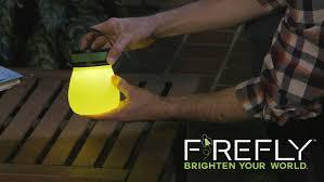 Evergreen Enterprises Z Fence Firefly Silicone Solar Lantern Facebook