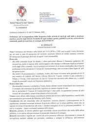 Ordinanza n. 01-2020-chiusura scuole covid-19 - Il Caudino