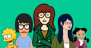 female tv cartoon characters