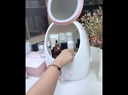 makeup storage box cosmetic organizer