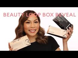 april beauty loop box reveal you