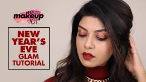 new year s eve makeup tutorial quick