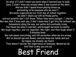 couldn t have said it better your my lifelong best friend no