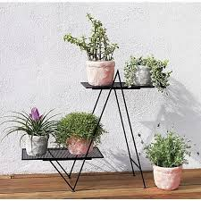 10 easy pieces metal plant stands