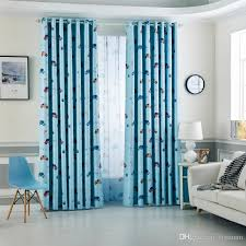 2020 Cartoon Car Boys Blackout Curtain For Kids Bedroom Living Room Children Window Treatment Tulle Curtain Nursery Baby Room Drapes From Bigmum 4 59 Dhgate Com