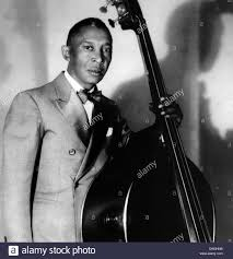 GEORGE 'POPS' FOSTER (1892-1969) US Jazz bass player Stock Photo - Alamy