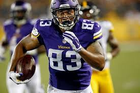 Vikings add tight end MyCole Pruitt to practice squad