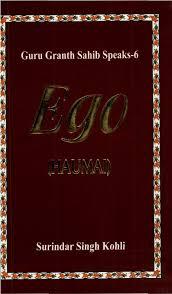 ego by surinder singh kohli sikhi book club