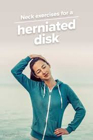 herniated disc exercises pain relief