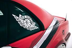 400ml X Iacro Custom Air Jordan Themed Bmw Hypebeast