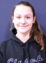 Clutch - Scarlet (8th Grade) - 2019 - 2020 Winter Season - Roster - #32 - Tully  Jensen - W