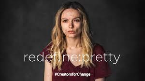 redefine pretty creatorsforchange