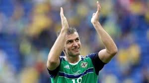 NI legend Aaron Hughes 'there through thick and thin' | UTV | ITV News