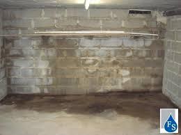 infiltration d eau sous sol maison